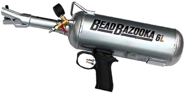Gaither 6L Bead Bazooka